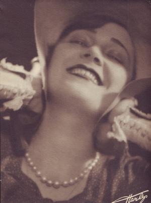 Olga Tschechowa 1934