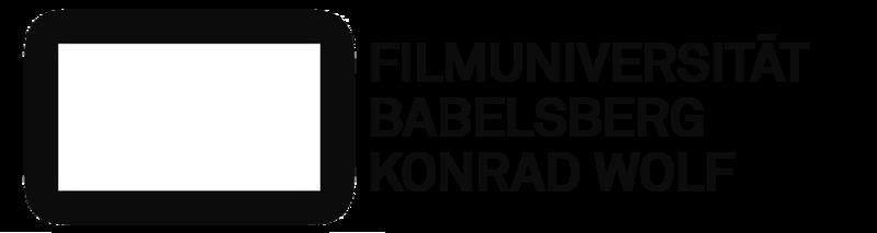 Logo Filmuniversität Babelsberg