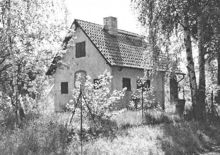 Wochenendhaus Fritz Aeckerle