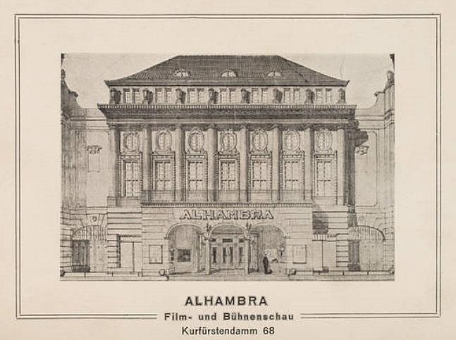 Kino Alhambra Berlin