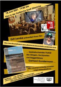 Plakat Gundermann Revier