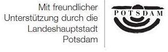 Mit freundlicher Unterstützung durch die Landeshauptstadt Potsdam