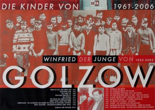 Gedenktafel Kinder von Golzow