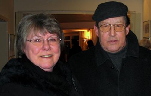 Winfried und Barbara Junge (2010)